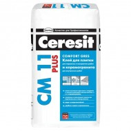 Ceresit CM 11 Plus - Клей для плитки, 25 кг, РБ