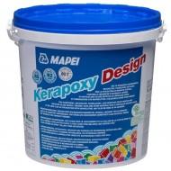 Mapei KERAPOXY DESIGN - эпоксидная затирка для плитки 3кг.