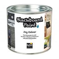 Грифельная краска Blackboard Paint прозрачная с возможностью колеровки, 0.5-1л , Нидерланды