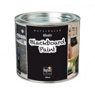Краска чёрная грифельная в Минске Blackboard Paint, 0.5л и 1л. Нидерланды