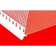 Профиль  ПВХ с капельником, длинна 2.5м