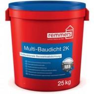 Remmers Multi Baudicht 2K Двухкомпонентный гидроизолирующий инновационный состав, Германия, 25 кг