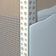 Алюминиевый уголок с сеткой, 3 м