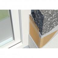 Capatect Gewebe-Eckschutz 657/02 - Уголок фасадный с сеткой, cетка 10+23см. Длина 2,5 м, Германия