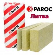 Paroc Extra Flexible - Универсальный качественный утеплитель в плитах, 1220*610мм, толщина 50 - 100мм, Литва