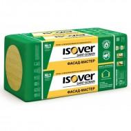 Изовер Фасад (Isover Fasade) - Утеплитель для фасадов, плиты 1200*600, толщина 50-100мм, Россия